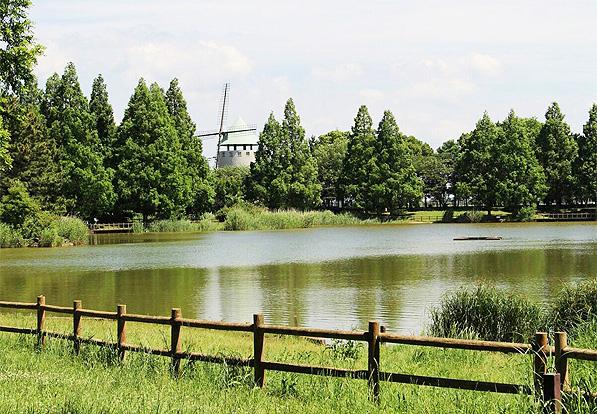 松伏総合公園